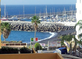 Teneriffa - Playa de las Galleta